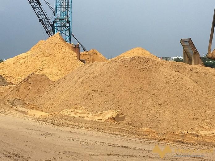 Giá cát vàng bao nhiêu tiền 1 khối Vang
